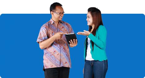 Jalin Keakraban dengan Pelanggan