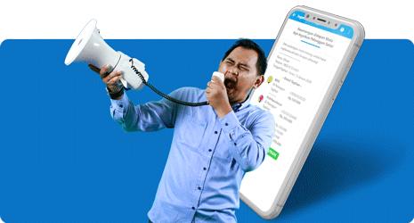 Ingatkan Tagihan Pelanggan Via Whatsapp