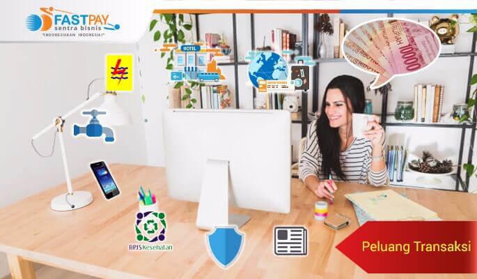 peluang usaha, ppob, bisnis travel