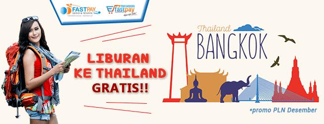 Tamasya ke Thailand dan Bromo GRATIS!
