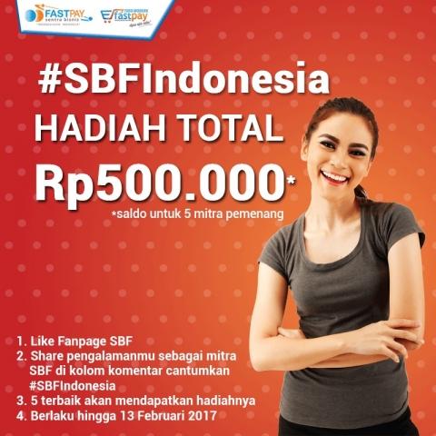 Like & Share FB Fanpage #SBFPusat