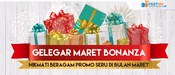 Promo Maret Bonanza