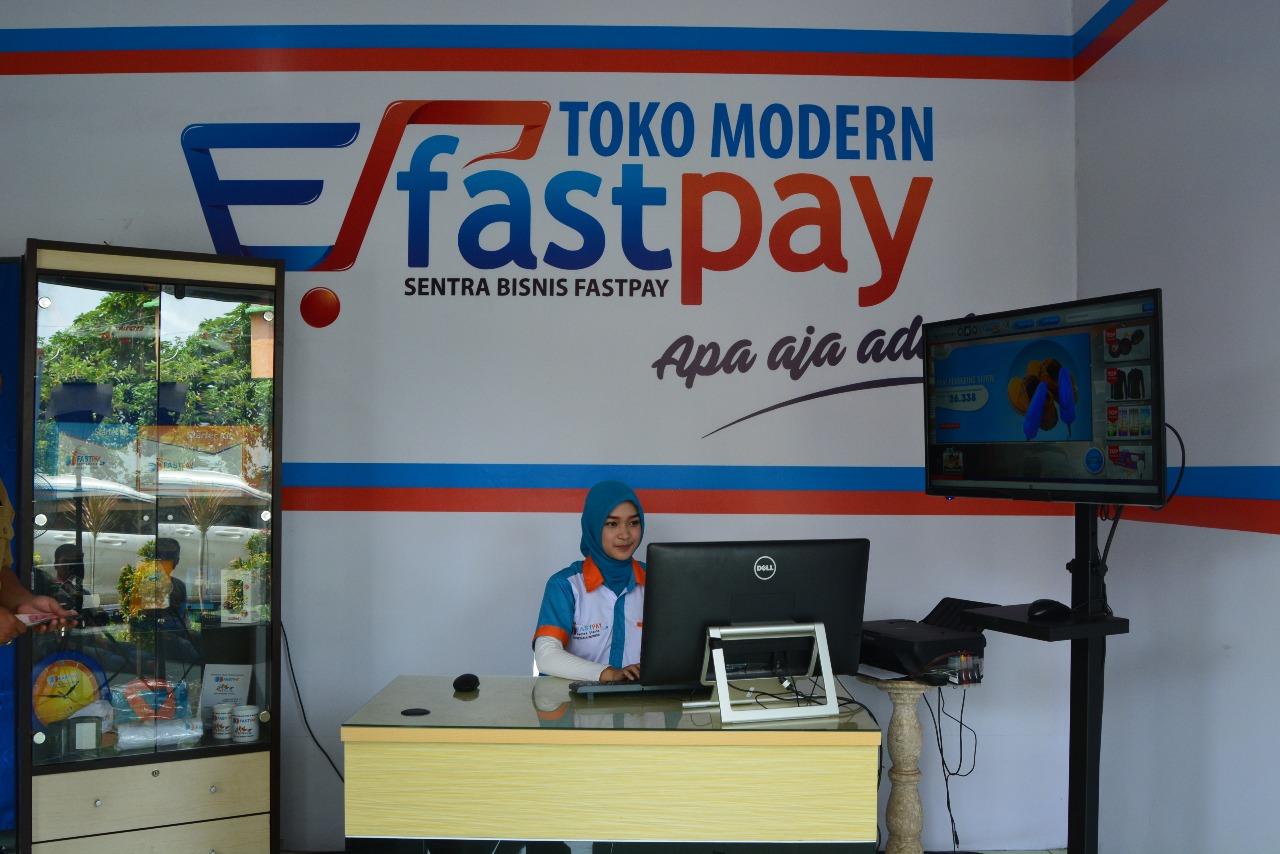 Toko Modern Fastpay Menjadi Pelopor Bisnis e-Commerce Untuk Usaha Kecil di Indonesia
