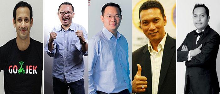 5 Cerita Sukses Pendiri Start Up di Indonesia yang Bisa Menginspirasi Anda