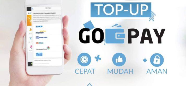Cara Top Up Go-Pay Melalui Fastpay, Alfamart dan Bank - Blog Tomo ...