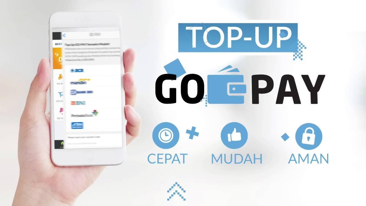 Cara Top Up Go Pay Melalui Fastpay Alfamart Dan Bank Toko Modern Fastpay