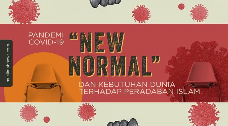Hidup Di Era New Normal? Seperti Inilah Kebutuhan New Normal Yang Harus Terpenuhi
