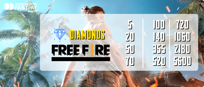 diamond free fire murah