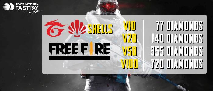 Garena shells free fire