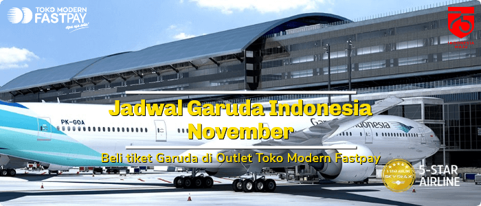 jadwal garuda indonesia