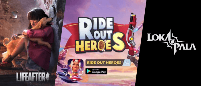 3 Voucher Game Baru di Fastpay Ada LifeAfter, Ride Out Heroes, Lokapala