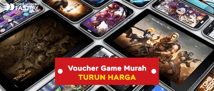 voucher game murah fastpay