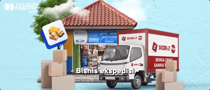 bisnis pengiriman barang ekspedisi