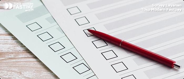 Survey Layanan Fastpay