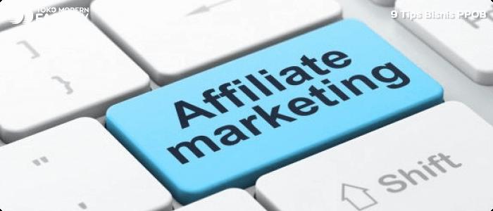 Affiliate marketing Fastpay