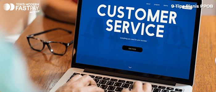 Customer service Fastpay