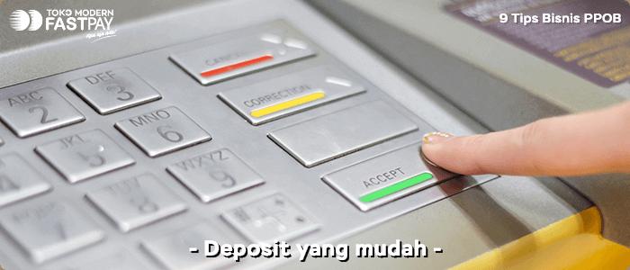 Deposit Fastpay