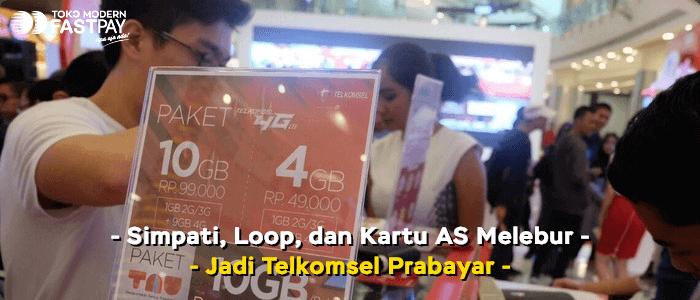 Telkomsel Prabayar