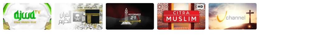 Channel TV Religi Vidio