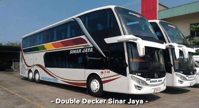 Double decker Sinar Jaya