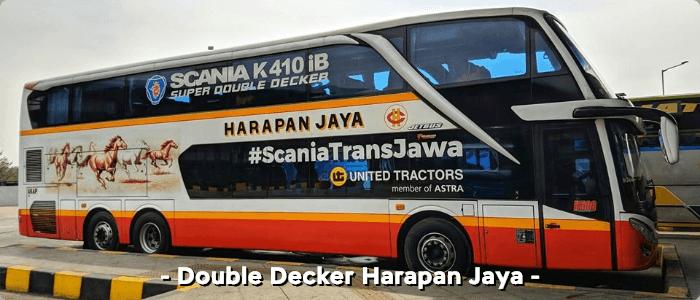 Double decker Harapan Jaya