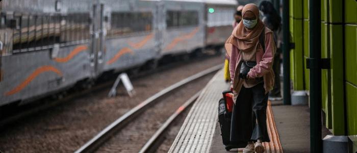 Jadwal Kereta Api Oktober 2021 dan Syarat Perjalanan