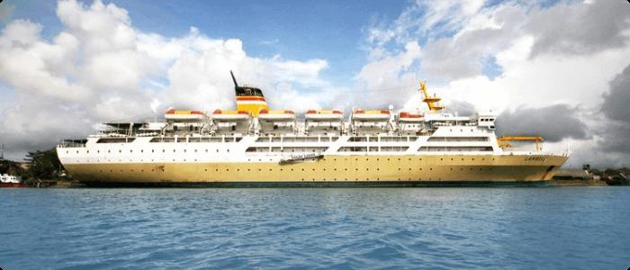 Tiket Kapal PELNI Kembali Dibuka di Agen Fastpay, Ini Syarat Naik Kapal PELNI